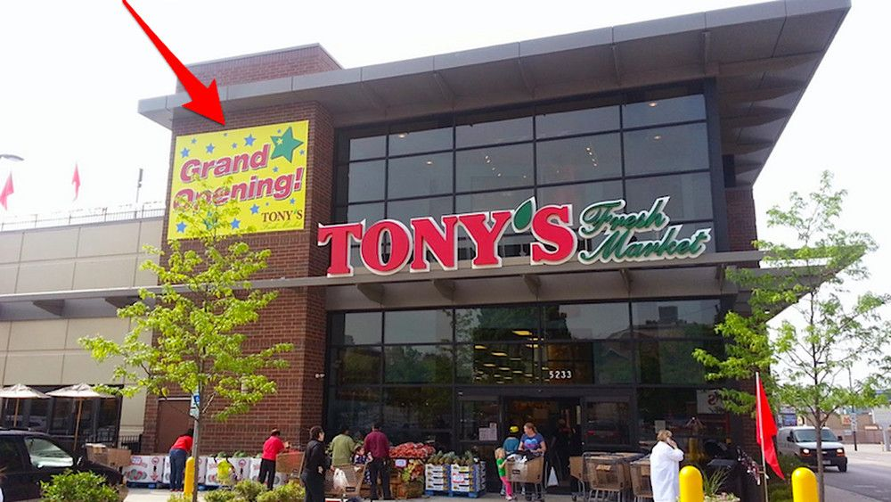 The Lincoln Square Tonys Fresh Market Is Officially Open In