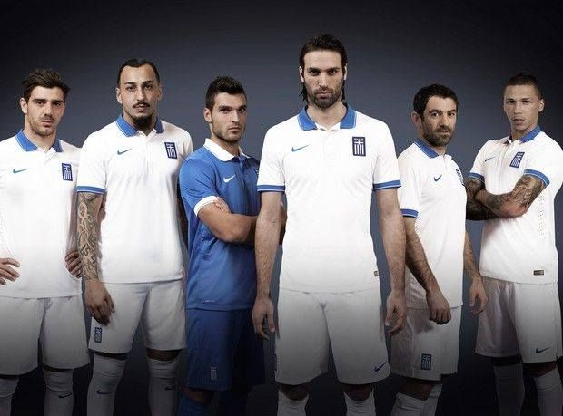 the latest b2004 8bf4f Greece NT players | Greece National Team | World cup teams ...