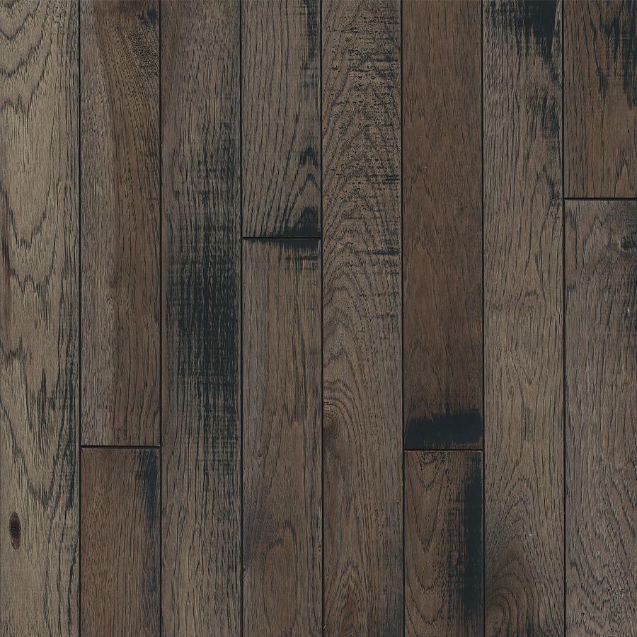 Bruce America S Best Choice 3 25 In Shady Grove Hickory Solid Hardwood Flooring 22 Sq Ft