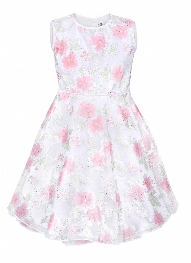 861d560f6f Sukienka w kolorowe kwiaty - Buy4Kids - sukienki dla dziewczynek ...