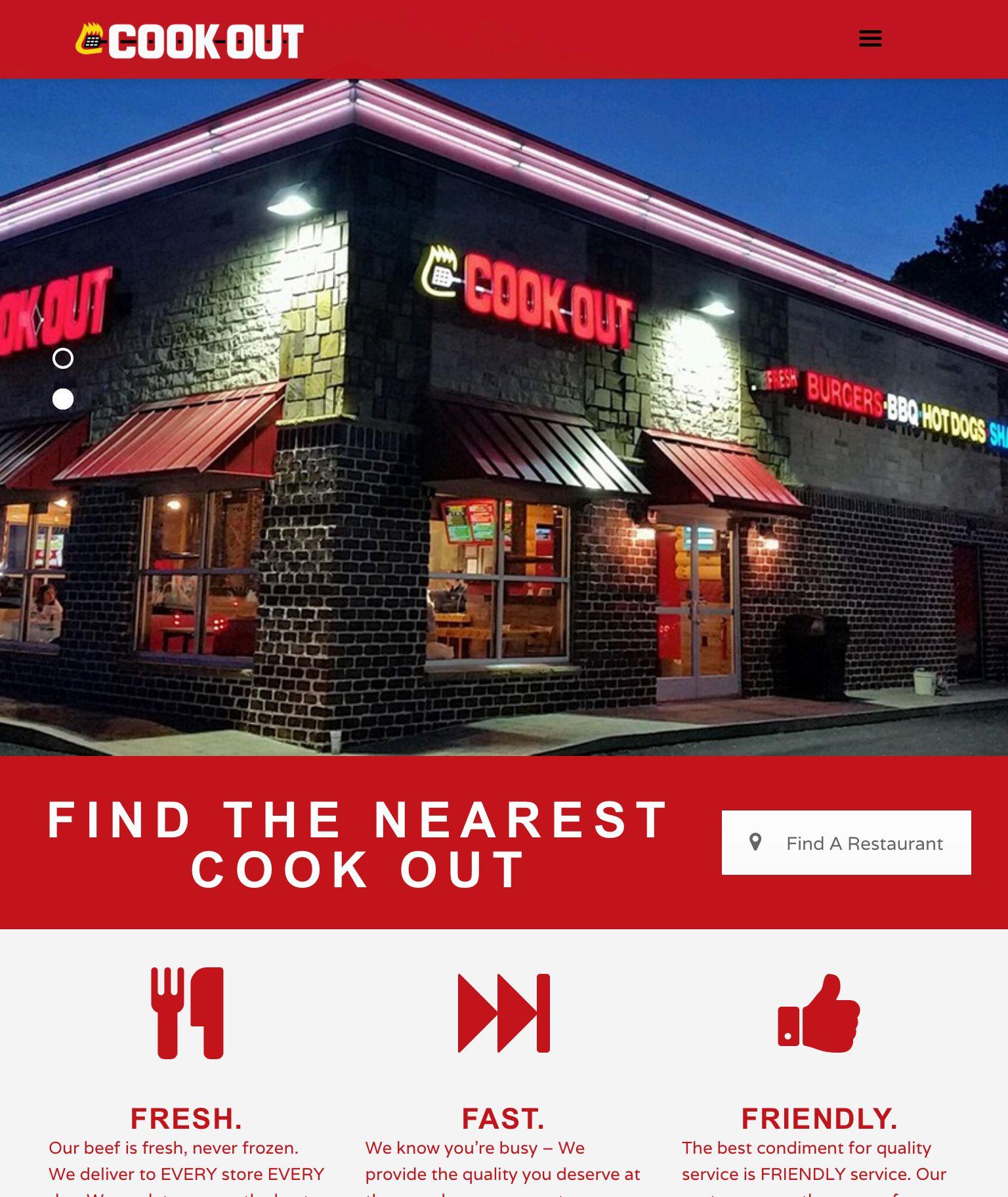 Http Www Cookout Com We The Best Richmond Va Best