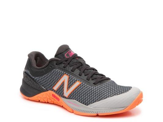 Women Minimus 40 Training Shoe - Women's -Grey/Orange