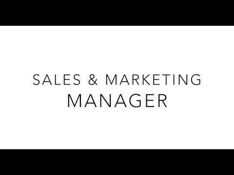 Marketing And Sales Department Tasks - http\/\/quickpw\/kqu - sales marketing executive job description