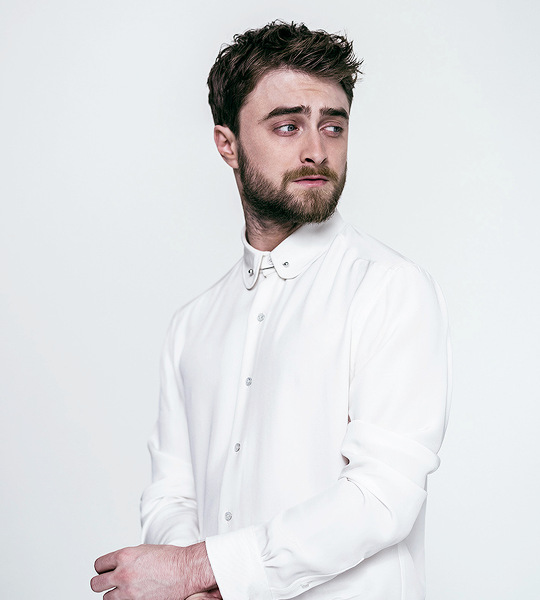 Daniel Radcliffe for GQ Style Brazil (Summer 2017)