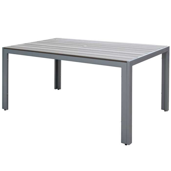 Allen Plastic Resin Dining Table In 2019 Outdoors Dining Table