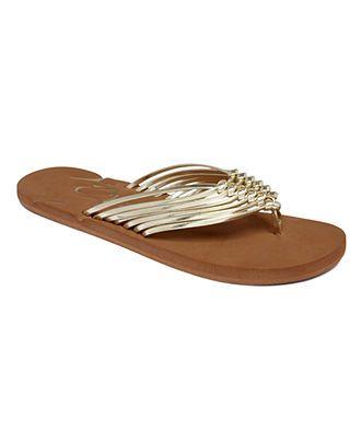 Roxy Shoes, Del Sol Thong Sandals - Sandals - Shoes - Macys $26