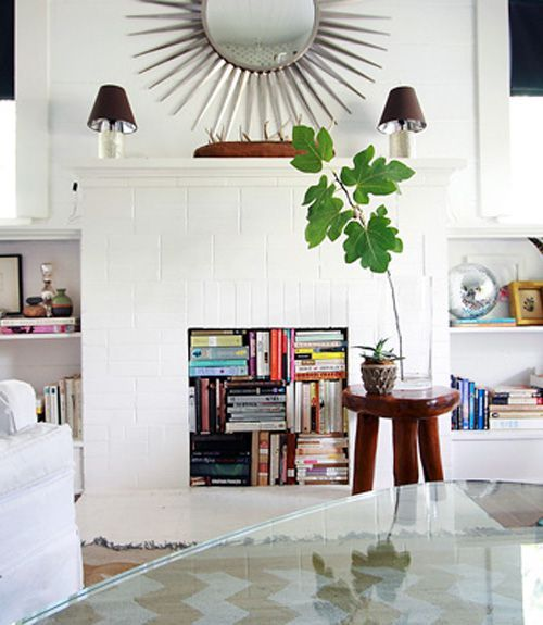 20 Ways To Dress Up Your Fireplace No Fire Necessary Modern Interior Design Installing A