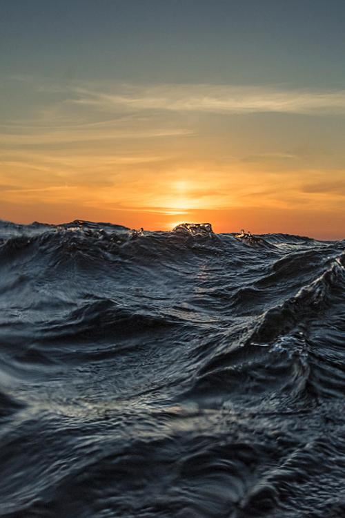 plasmatics-life:  #Baltic #sunset |  by#RalfPrien