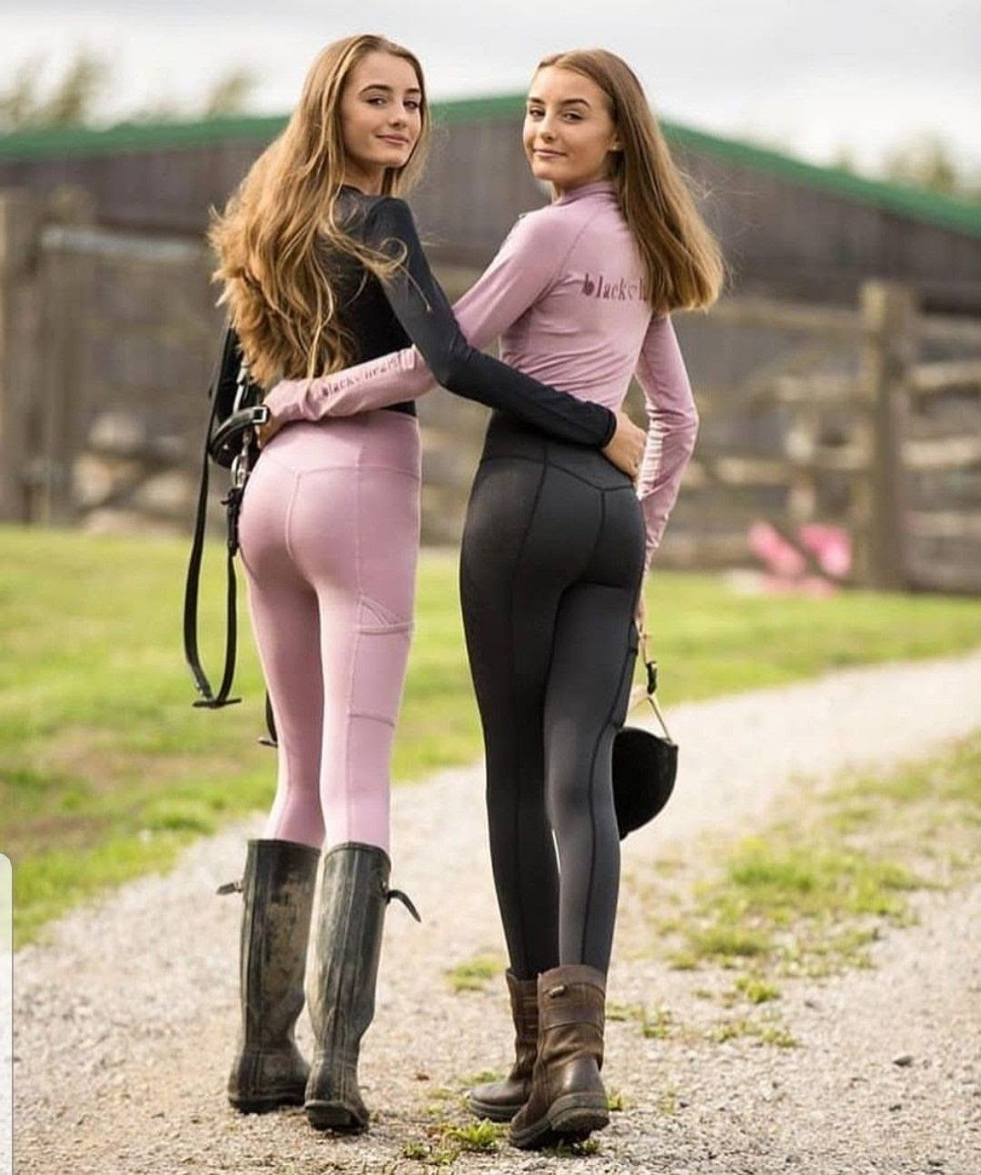 Hot College Blonde Riding Me