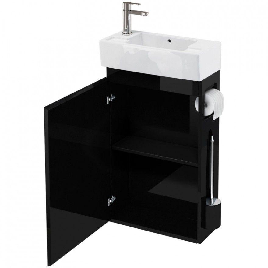 169 Aqua Cabinets Reef All in One Cloakroom Unit | Bathroom ...
