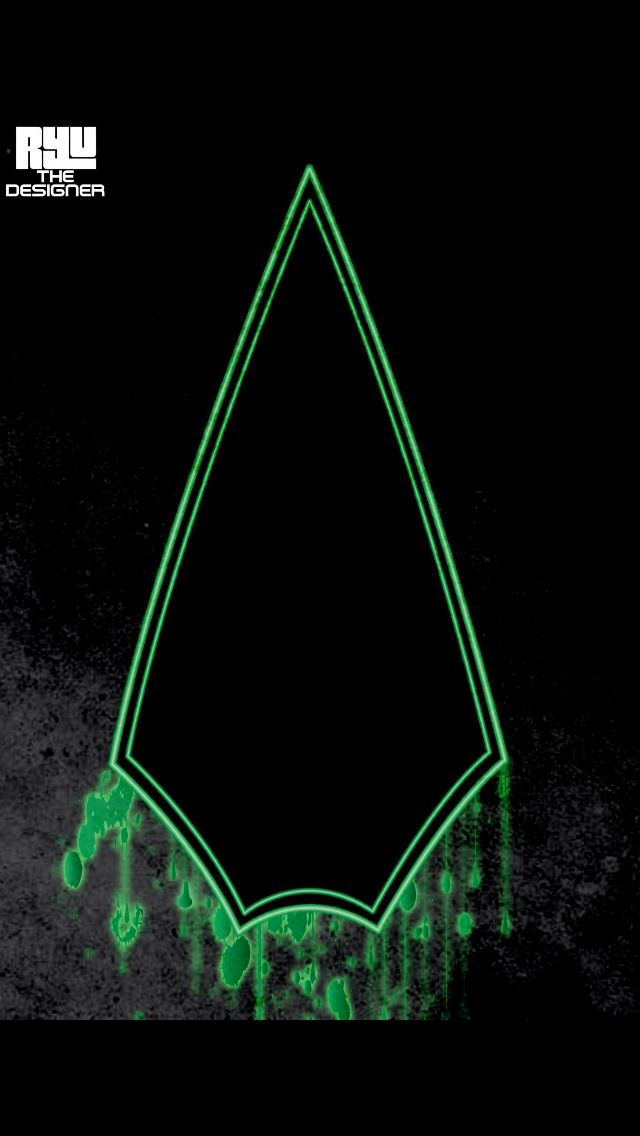 Green Arrow Symbol Green Arrow Pinterest Arrow Symbol Green