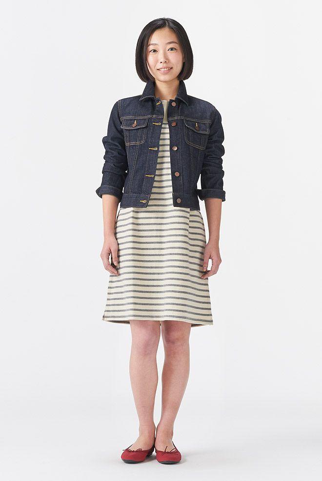 衣料品 2015 春夏|コーディネートカタログ 婦人|無印良品ネットストア