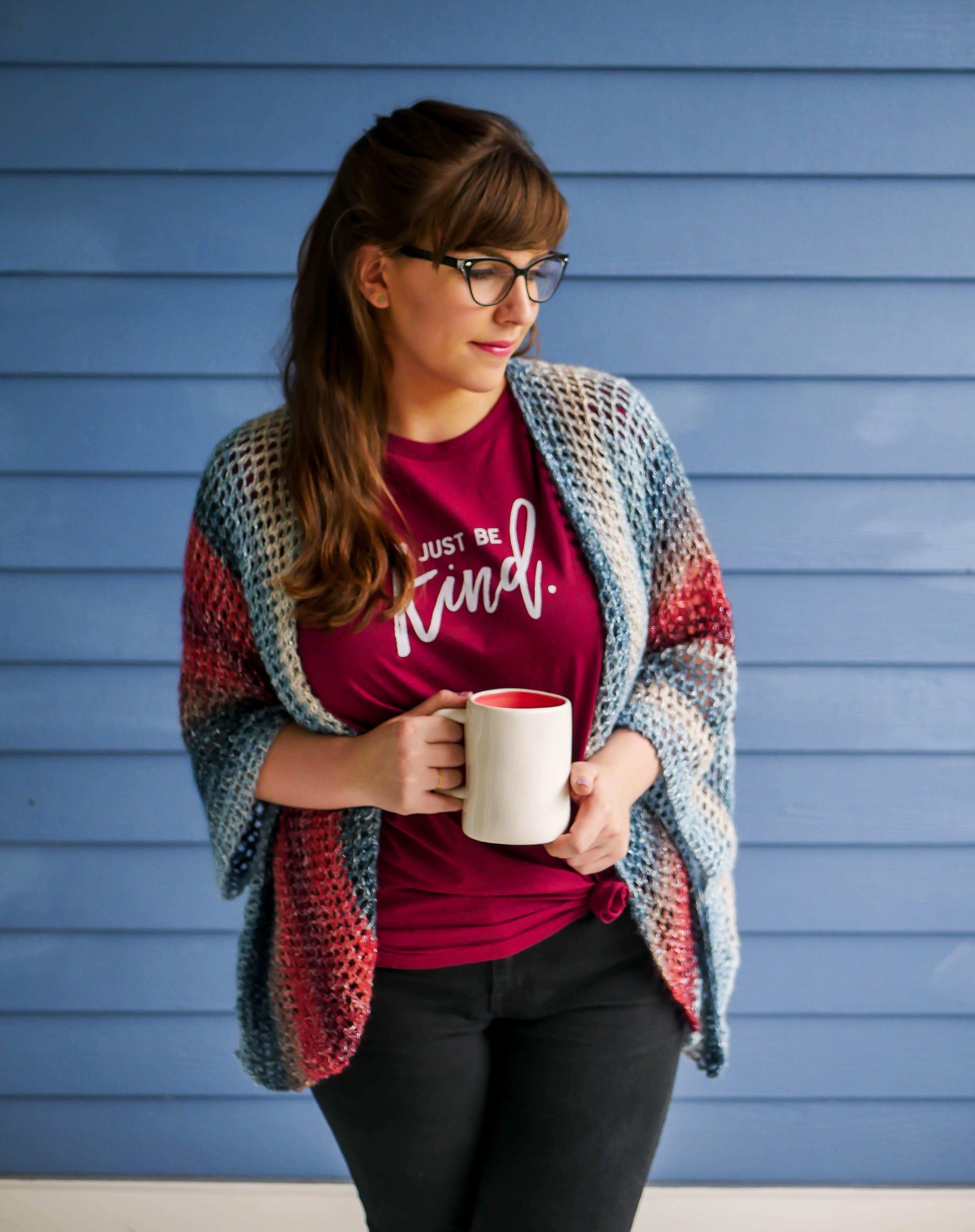 Crochet Lana Kimono Crochet Pinterest Crochet Crochet