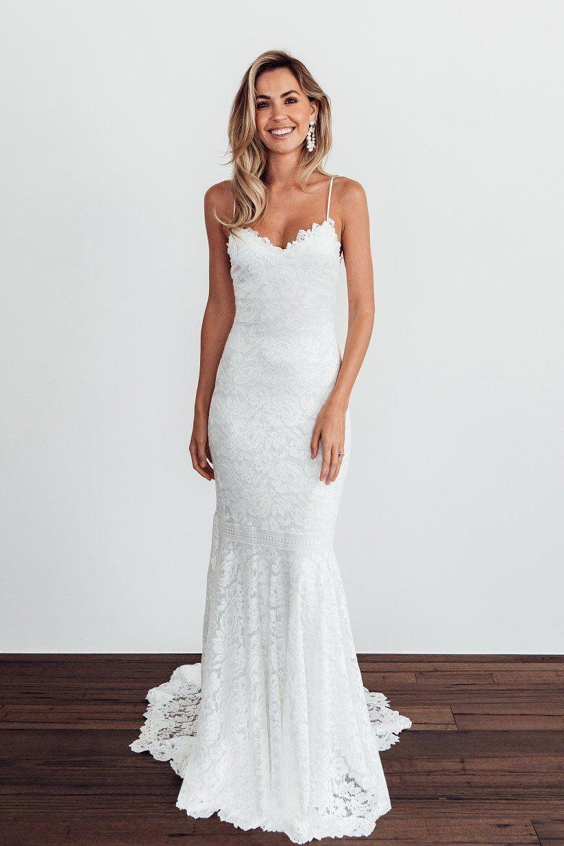 34+ Stretchy beach wedding dress information