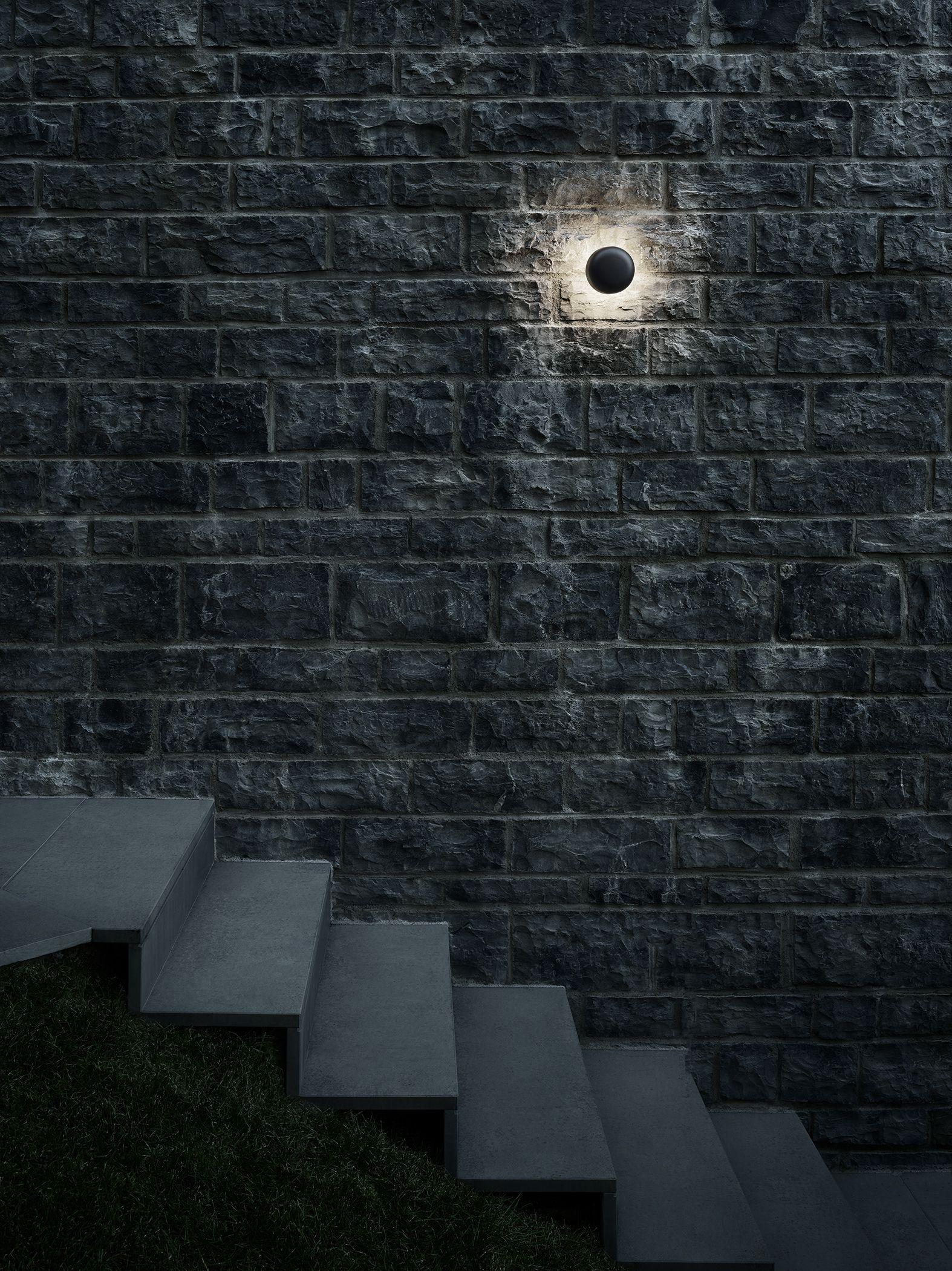 Bellhop Wall Dali Black F003c41d030 Flos Bellhop Bestebeleuchtung Black Dali F003c41 In 2020 Dali Beleuchtung Licht