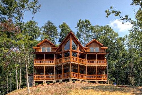 Applewood manor 3 bedroom cabin rental pigeon forge - Gatlinburg 3 bedroom condo rentals ...