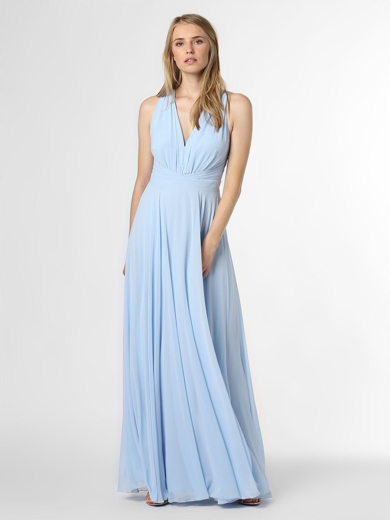 Marie Lund Abendkleid Damen Hellblau Größe 21 in 21  Festliche