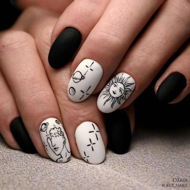 Cool 36 Best Spring Nail Designs That Will Make You Glow This Spring bebeautylife.com/...  Informati