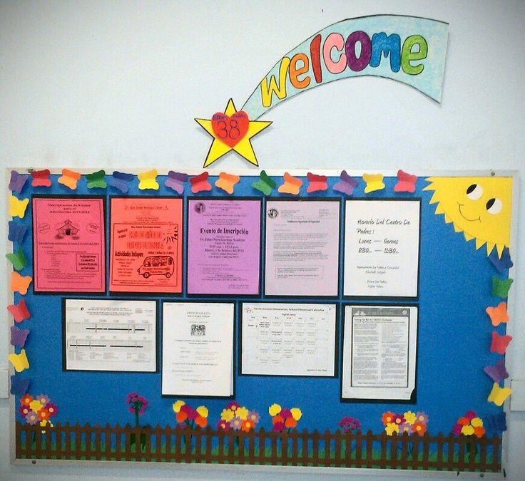 Bulletin Board Ideas Early Childhood: Parent Resource Bulletin Board Ideas
