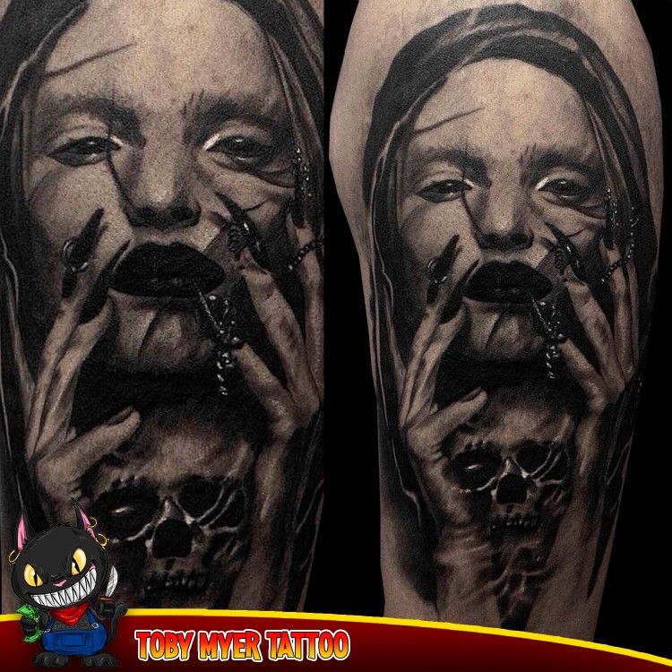 TOBY MYER TATTOO!! we are open Monday Saturday from 10AM