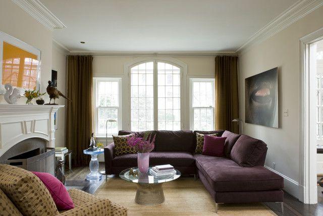 Family Room Plum Velvet Sofa Living Room Purple Living Room Sofas Purple Living Room