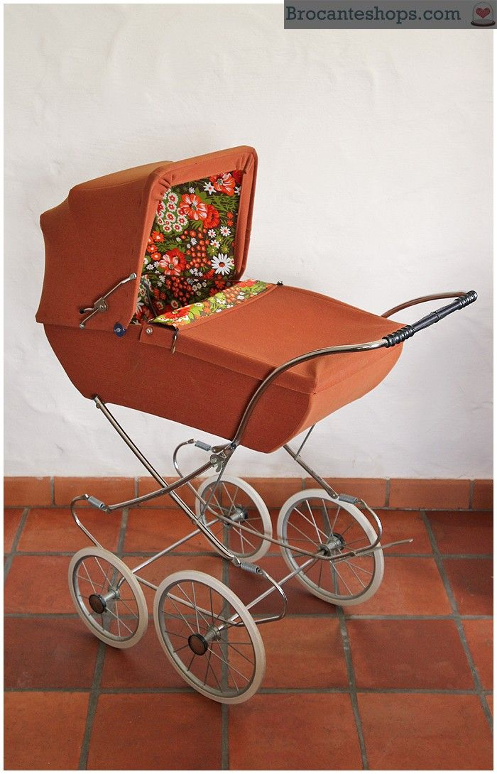 vintage kinderwagen als is het maar om boodschappen mee. Black Bedroom Furniture Sets. Home Design Ideas