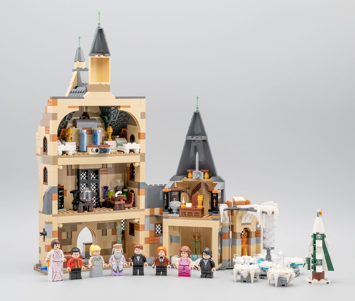 Vite Teste Lego Harry Potter 75948 Hogwarts Clock Tower