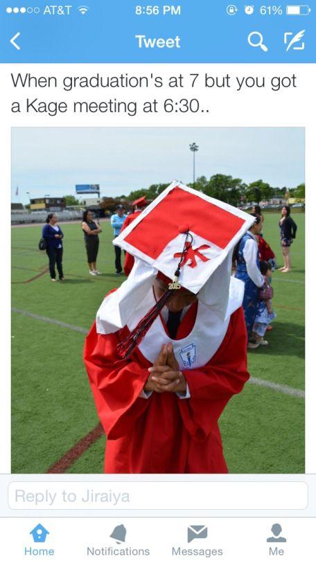 3 Hokage | Graduation Cap Ideas | Naruto, Graduation cap