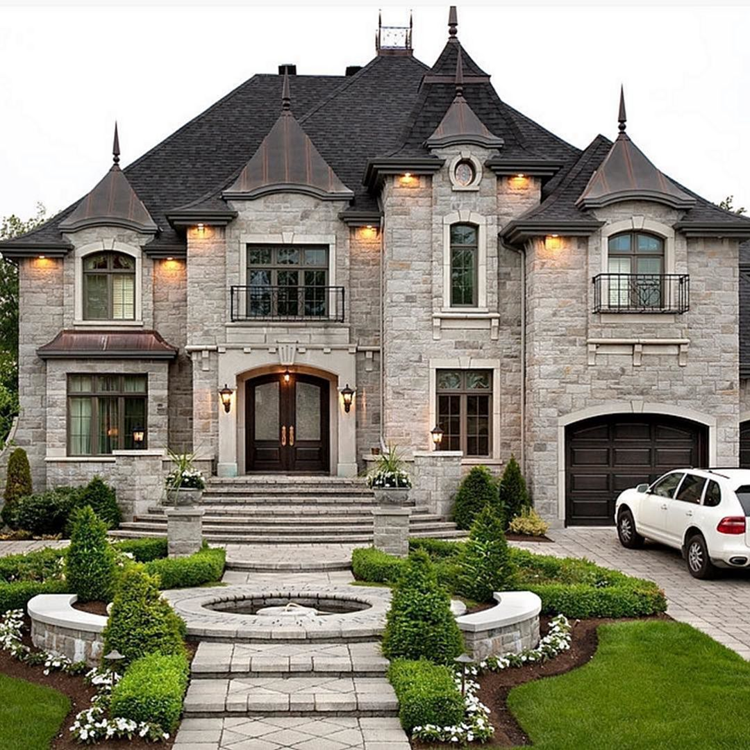 Exterior Colors House Designs Exterior House Exterior Luxury Homes Dream Houses