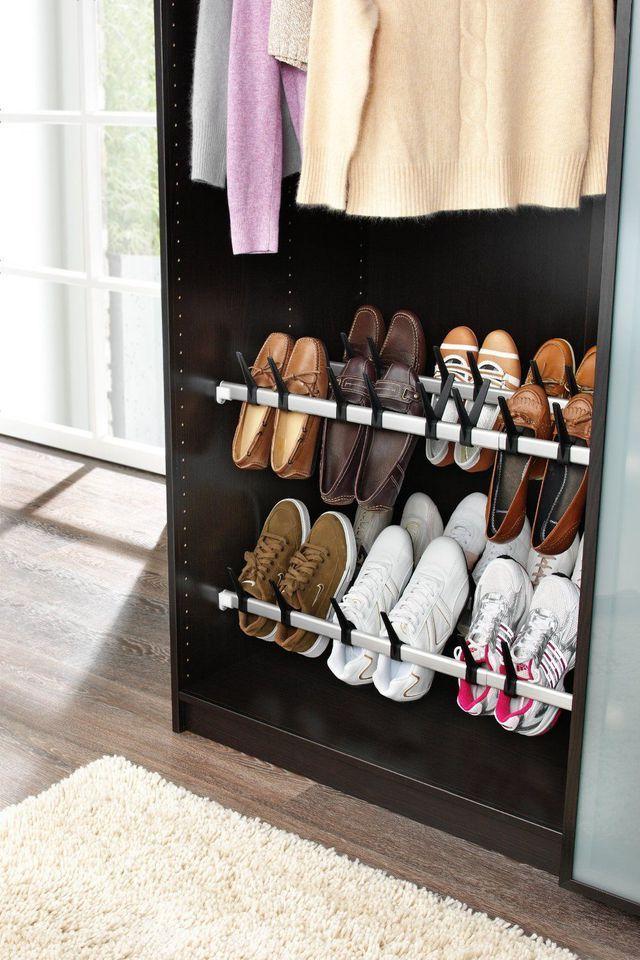 15 Meubles A Chaussures Malins A Adopter Meuble Chaussure Placard Chaussure Mobilier De Salon