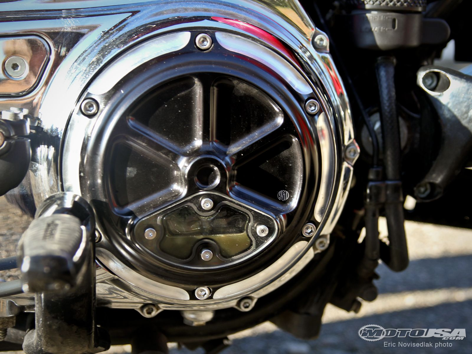 XL sportster derby cover clear see through 6 bolt - Google ...