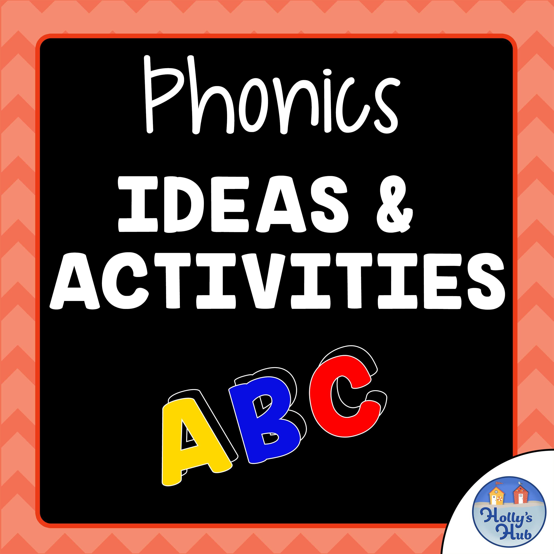 Pin On Phonics Activities