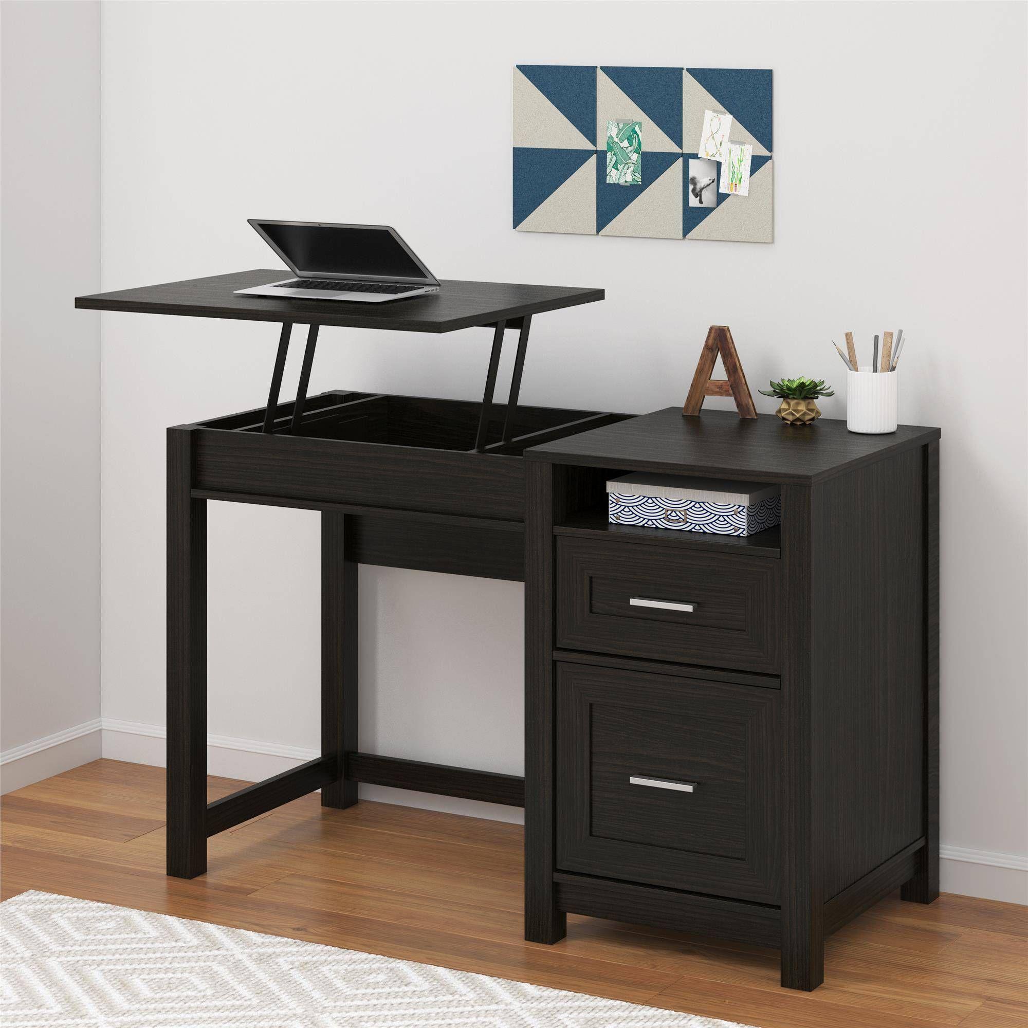 Amazon Com Bon Augure L Shaped Corner Desk Wood And Metal Computer Desk With Storage Shelf In Metal Office Desk L Shaped Corner Desk Office Furniture Design