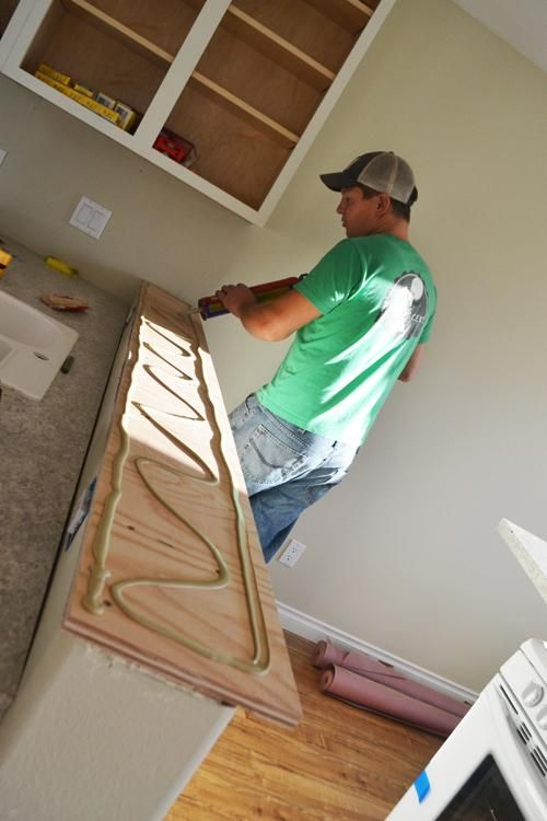 Installing Laminate Countertops Ana White Diy Projects