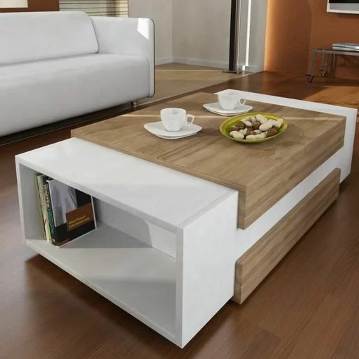 Marksbury Coffee Table With Storage Centre Table Living Room Living Table Center Table Living Room