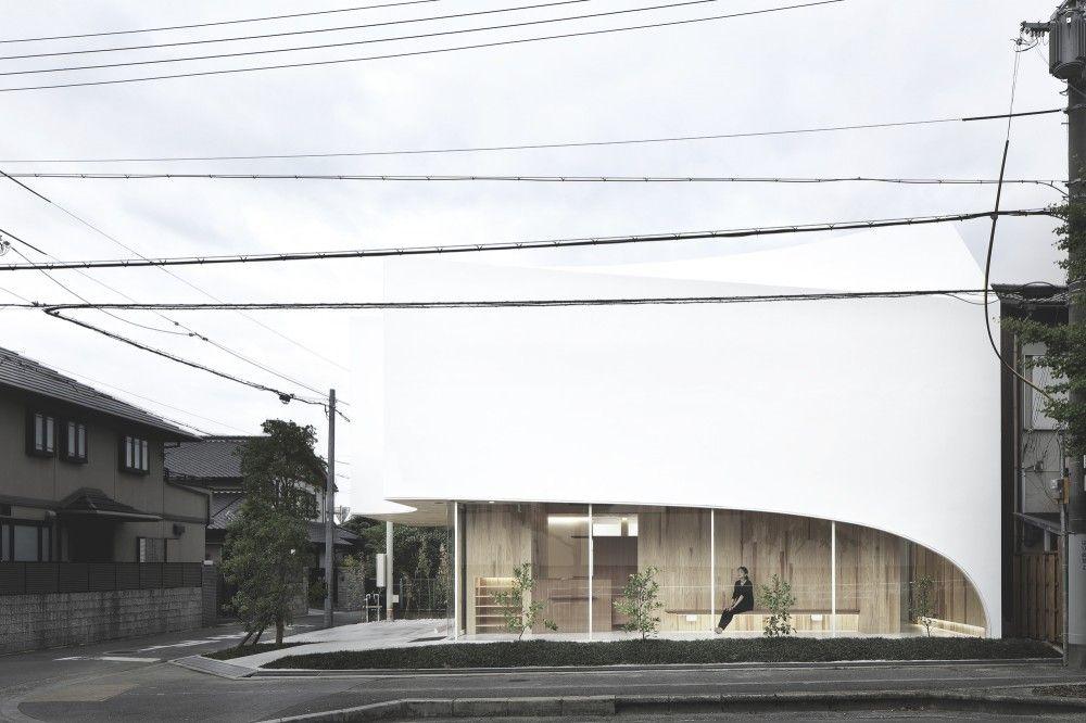 Gallery of Timber Dentistry / Kohki Hiranuma Architect & Ass…