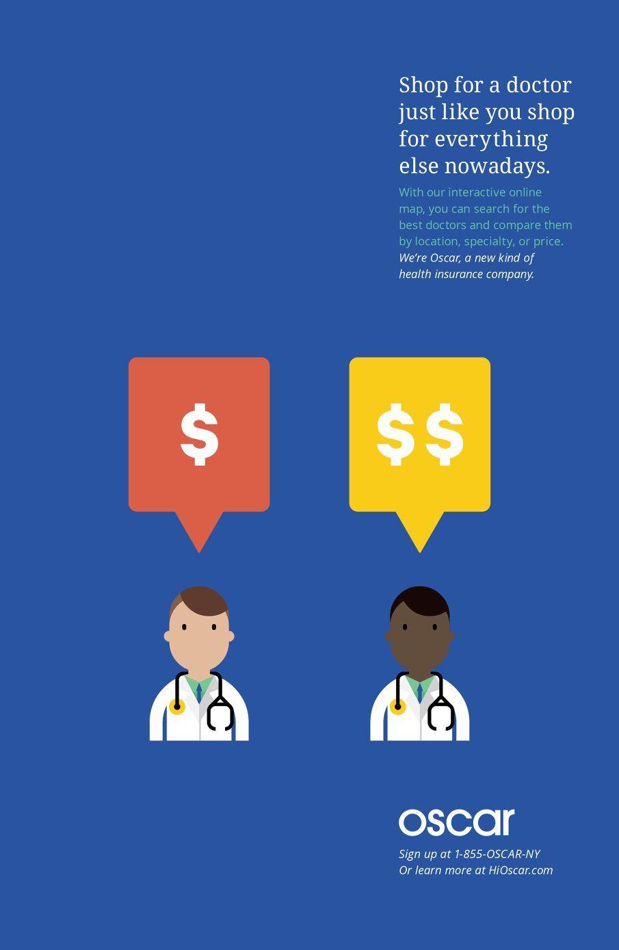 Image result for hioscar pdf insurance ads health