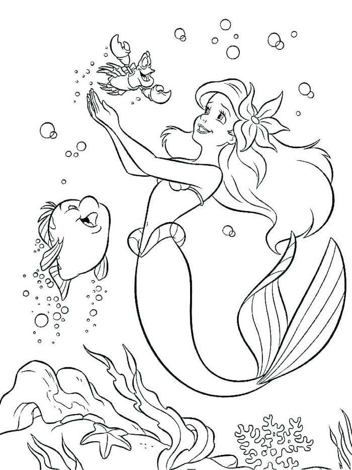 Ariel Princess Coloring Pages Ariel Coloring Pages Free Disney Coloring Pages Disney Princess Coloring Pages