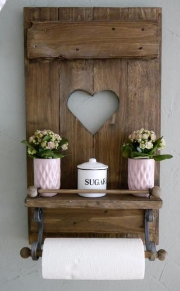 Photo of Hello, and welcome here you buy on a real ♥♥ Shabby chic -V… – Wood ideas – My Blog