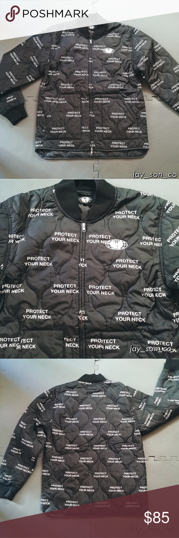Wu Tang Wear Bomber Protect Ya Neck All Over Print How To Wear Work Jackets Logo Color [ 1740 x 580 Pixel ]