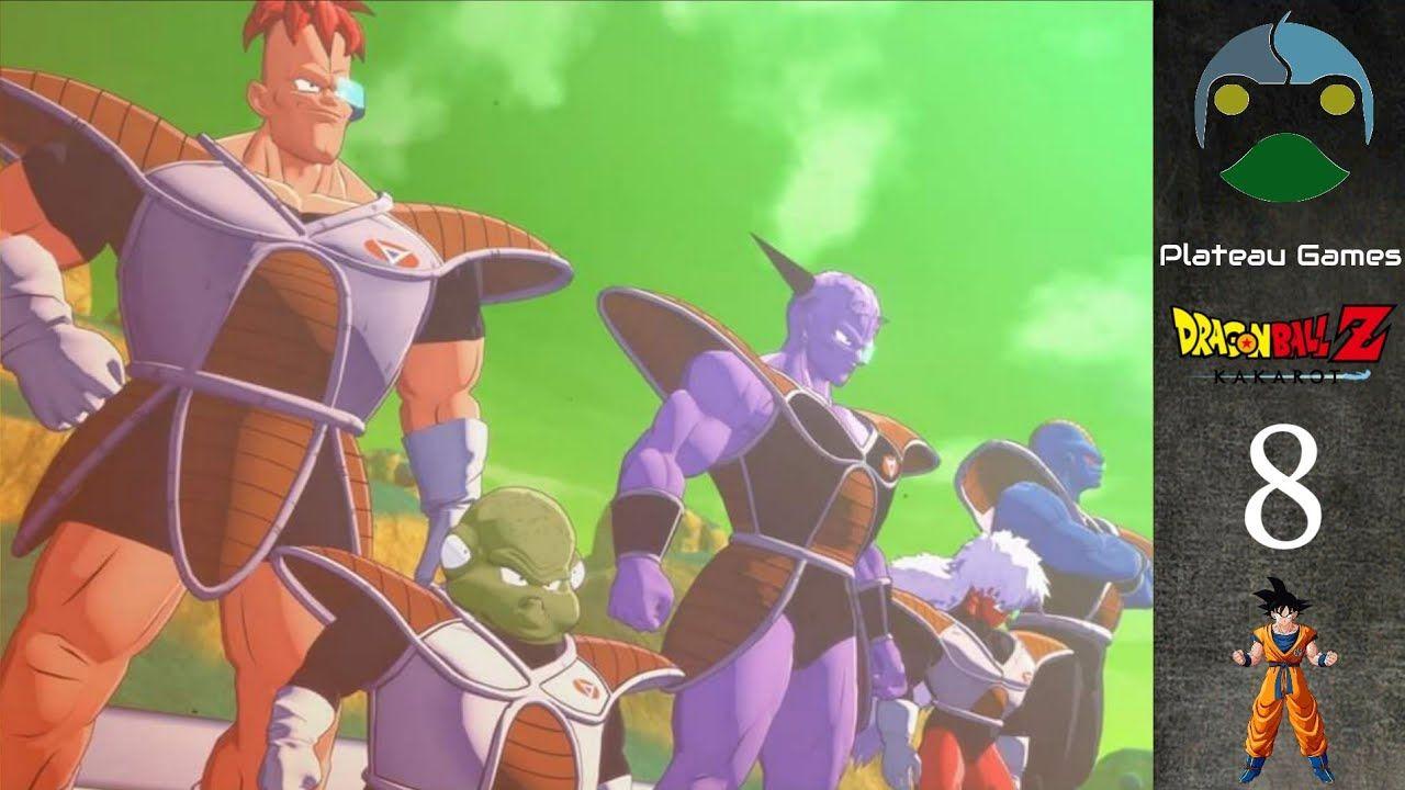 Dragon Ball Z Kakarot 8 ورقة فريزا الرابحة قوات غينيو Dragon Ball Dragon Ball Z Frieza