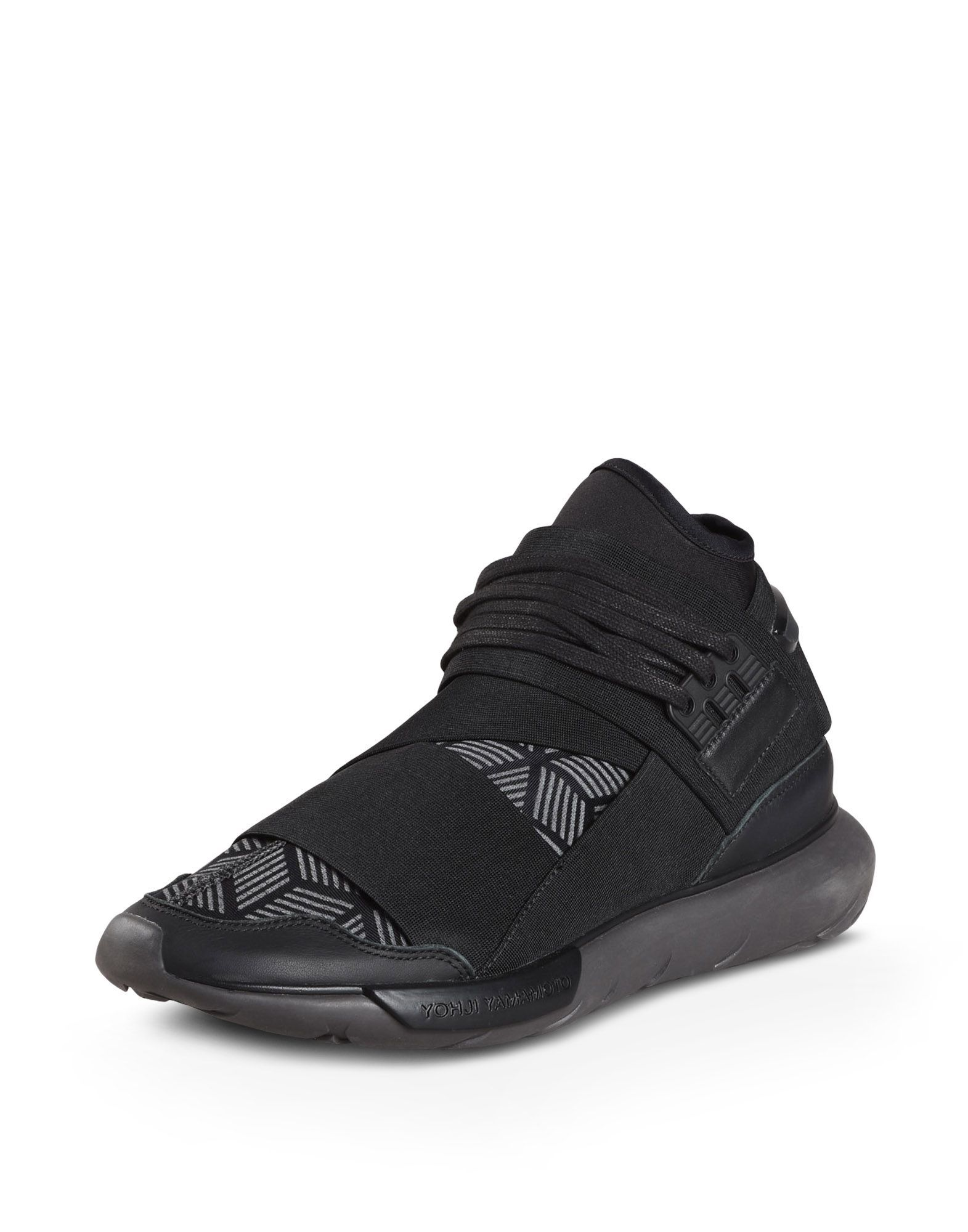 f0ccfd38fe206 Check out the Y 3 QASA HIGH Sneakers for Men and order today on the official