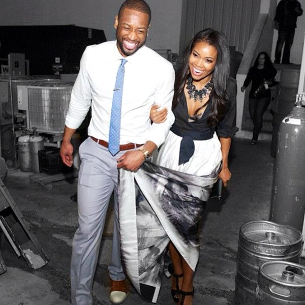 Dwyane wade and gabrielle union are married gabrielle union dwyane wade and gabrielle union are married junglespirit Choice Image