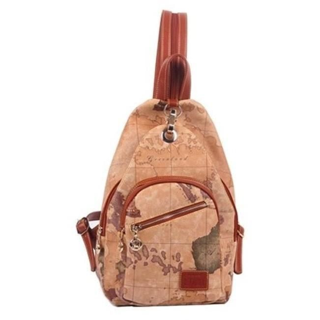 Mixxci retro world map travel backpack backpacks and products gumiabroncs Image collections