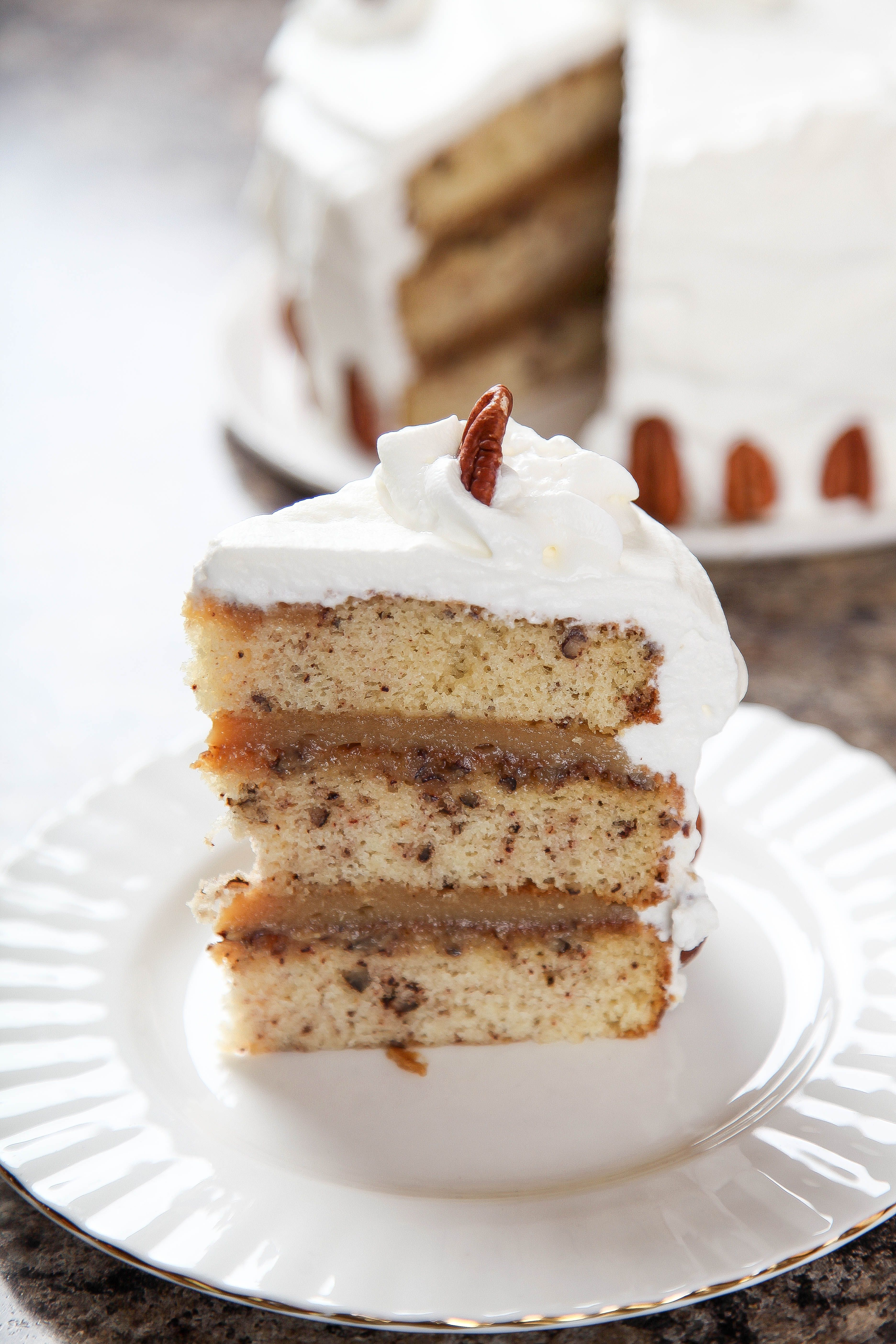 Pecan pie cake pecan pie cake easy pie recipes baking