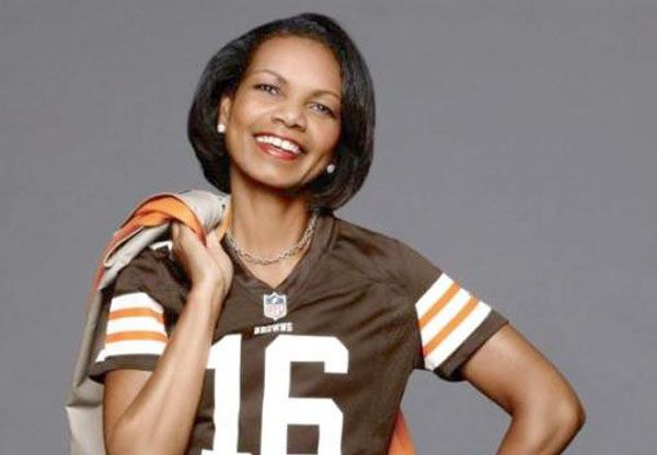 condoleeza rice does an nfl ad the women of the nfl pinterest