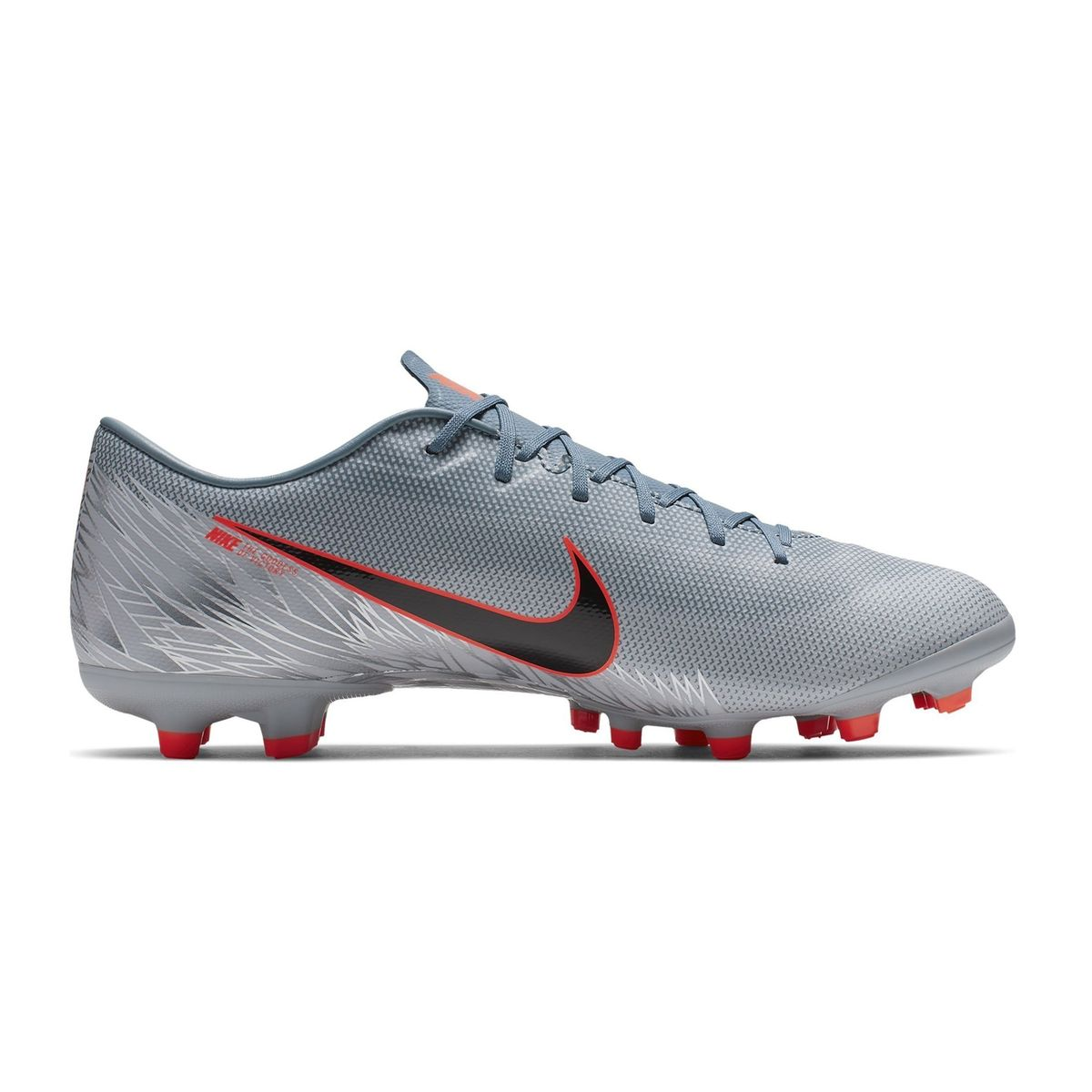 Chaussures Football Nike Mercurial Vapor Xii Academy Mg Gris