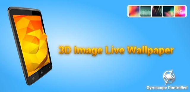 3D Image Live Wallpaper v2.0.6 build 23 APK Free Download - APK Classic