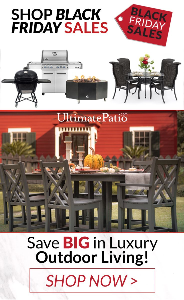 Save BIG in outdoor living essentials from patio furniture ...
