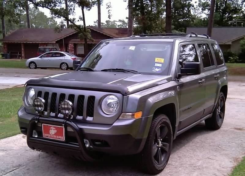 New 2012 Patriot Jeep Patriot Lifted Jeep Jeep Suv